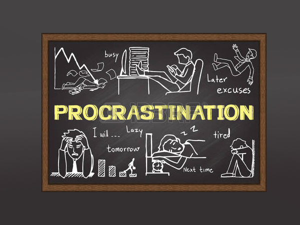 NEW | #ASKTHECOACH | Procrastination